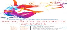 Receção aos Alunos 2015/2016